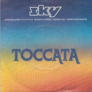 Sky - Toccata CD (album) cover