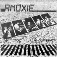 ANOXIE - A New Dawn CD album cover