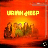 Uriah Heep - The Best Of CD (album) cover