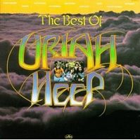 Uriah Heep - The Best Of (1976) CD (album) cover