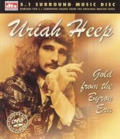 URIAH HEEP - Gold From The Byron Era CD album cover