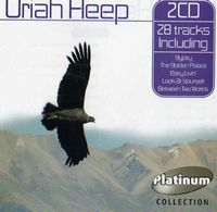 Uriah Heep - Uriah Heep (Platinum Collection) CD (album) cover
