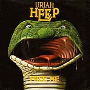 Uriah Heep - Free Me CD (album) cover