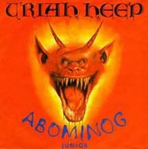 Uriah Heep - Abominog Junior Ep CD (album) cover