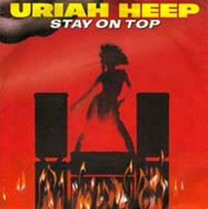 Uriah Heep - Stay On Top CD (album) cover