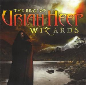 Uriah Heep - Wizards - The Best Of Uriah Heep CD (album) cover