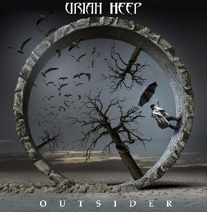 Uriah Heep - Outsider CD (album) cover