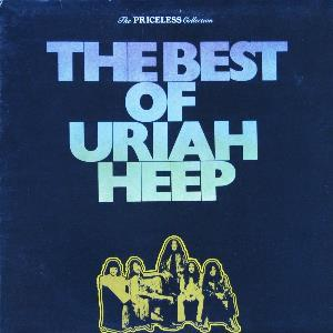 Uriah Heep - The Best Of Uriah Heep CD (album) cover