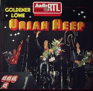 Uriah Heep - Goldener Löwe CD (album) cover