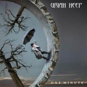 Uriah Heep - One Minute CD (album) cover