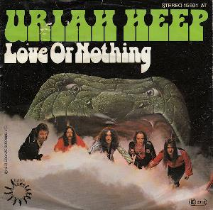 Uriah Heep - Love Or Nothing CD (album) cover