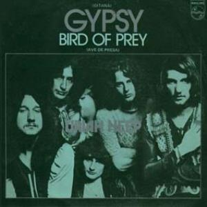 Uriah Heep - Gypsy CD (album) cover