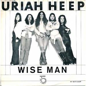 Uriah Heep - Wise Man CD (album) cover