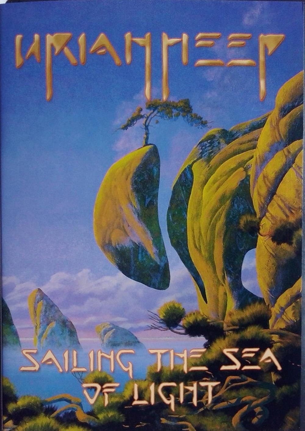 Uriah Heep - Sailing The Sea Of Light DVD (album) cover