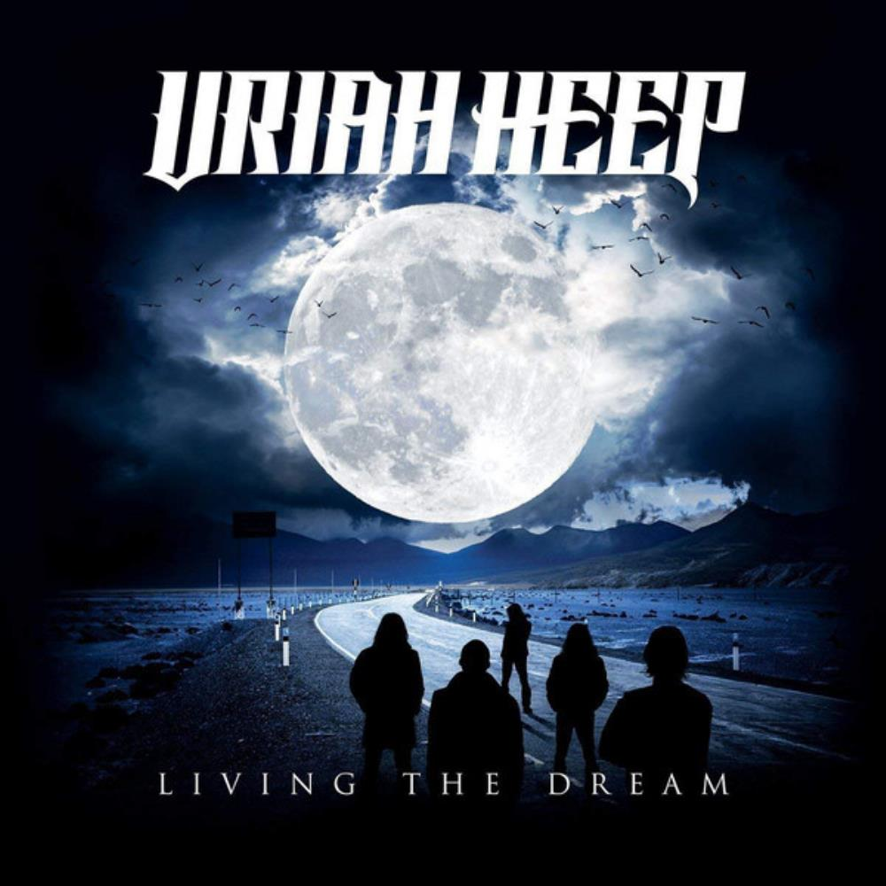Uriah Heep - Living The Dream CD (album) cover