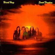 Uriah Heep - Sweet Freedom CD (album) cover