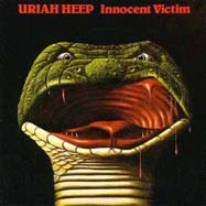Uriah Heep - Innocent Victim CD (album) cover