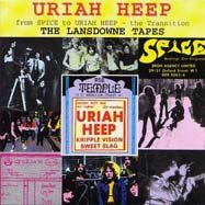 URIAH HEEP - The Lansdowne Tapes CD album cover