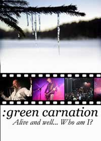 Green Carnation Alive And Well... Who Am I ? CD album cover