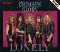 Crimson Glory - Lonely CD (album) cover