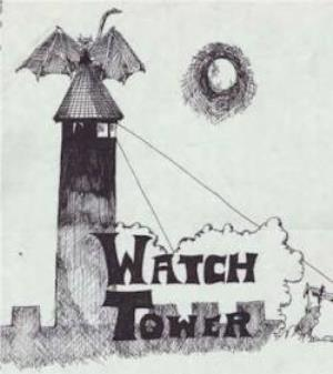 Watchtower - Demo 1987 CD (album) cover