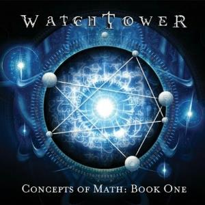 Watchtower - Concepts Of Math: Book One CD (album) cover