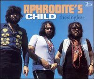 Aphrodite's Child - The Singles + CD (album) cover