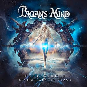 Pagan's Mind Full Circle - Live At Center Stage CD album cover
