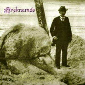 AreknamËs - In Case Of Loss.. CD (album) cover