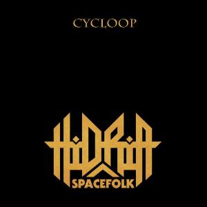 HIDRIA SPACEFOLK - Cycloop CD album cover