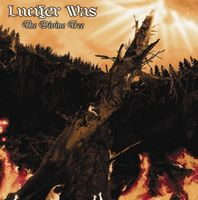 Lucifer Was - The Divine Tree CD (album) cover