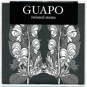Guapo - Twisted Stems CD (album) cover