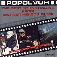 POPOL VUH - The Best Soundtracks From Werner Herzog Films CD album cover