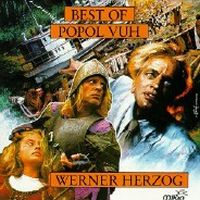 POPOL VUH - Best Of Popol Vuh CD album cover