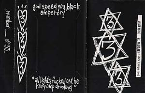 Godspeed You! Black Emperor - All Lights Fucked On The Hairy Amp Drooling CD (album) cover