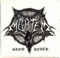 Arcturus - Slow Death (demo By Mortem Pre Arcturus) CD (album) cover