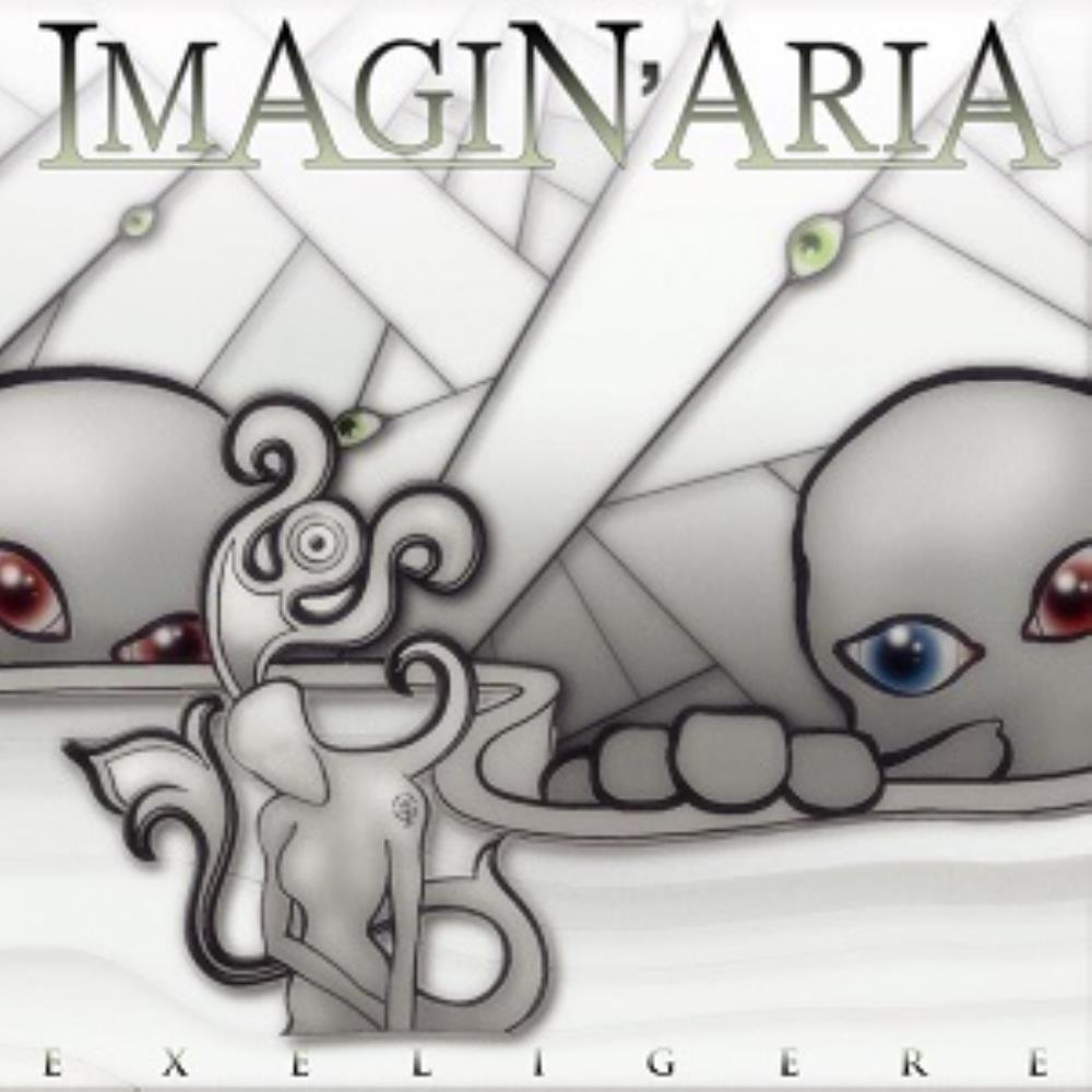 Imagin'aria - Exeligere CD (album) cover