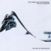 The 3rd And The Mortal - Project Bluebook CD (album) cover