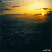 The 3rd And The Mortal - Sorrow CD (album) cover