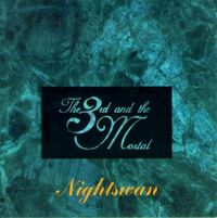 The 3rd And The Mortal - Nightswan CD (album) cover