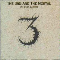 The 3rd And The Mortal - In This Room CD (album) cover