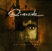 Riverside - 02 Panic Room CD (album) cover