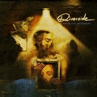 RIVERSIDE - Rapid Eye Movement CD album cover