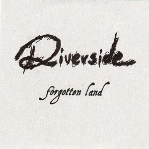 RIVERSIDE - Forgotten Land CD album cover