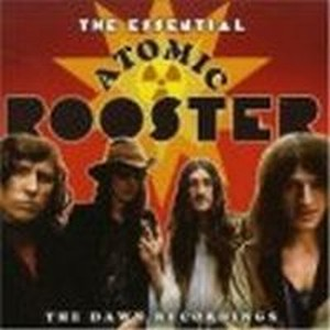 Atomic Rooster - The Essential Atomic Rooster CD (album) cover
