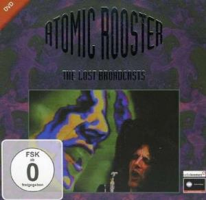 Atomic Rooster - Lost Broadcasts DVD (album) cover