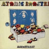 Atomic Rooster - Assortment CD (album) cover