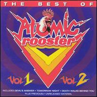 Atomic Rooster - Best Of Atomic Rooster Vol. 1-2 CD (album) cover