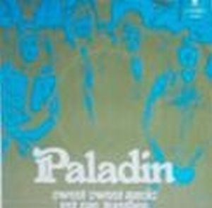 Paladin - Sweet Sweet Music CD (album) cover