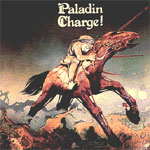Paladin - Charge ! CD (album) cover